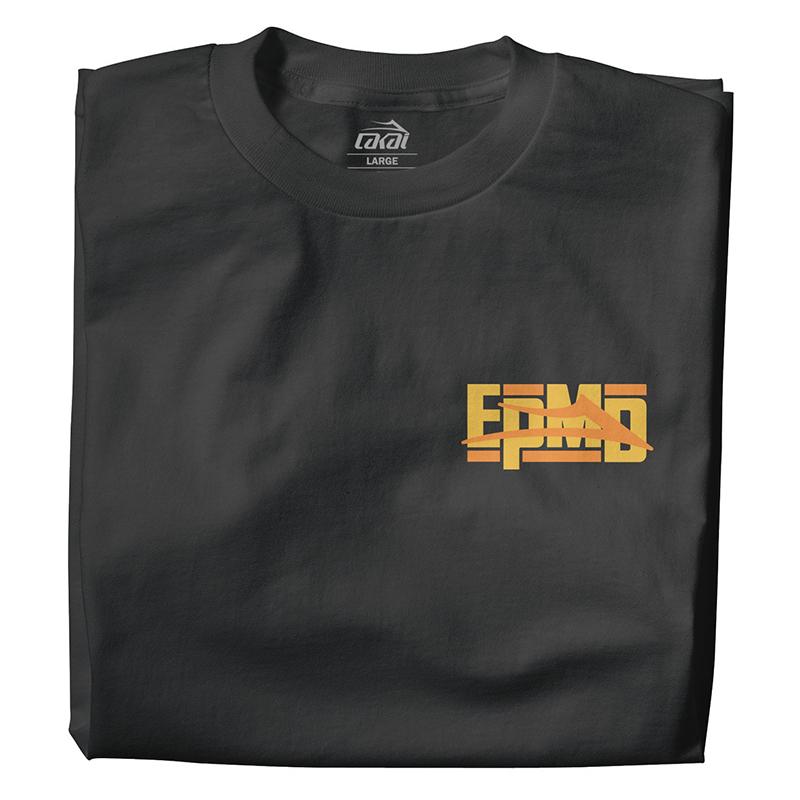 Lakai x EPMD T-Shirt Black