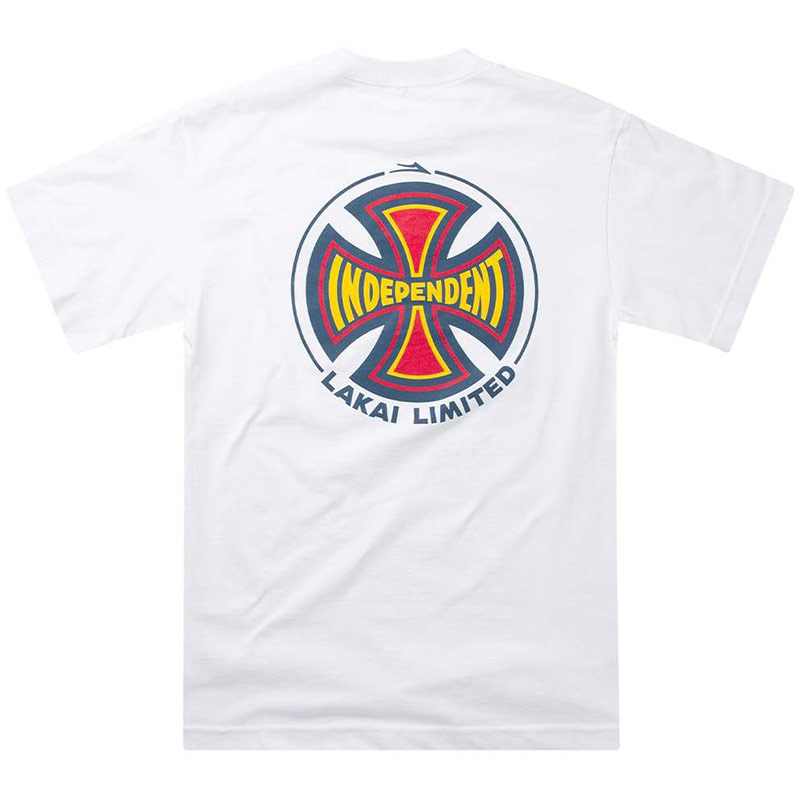 Lakai x Independent Indy T-Shirt White