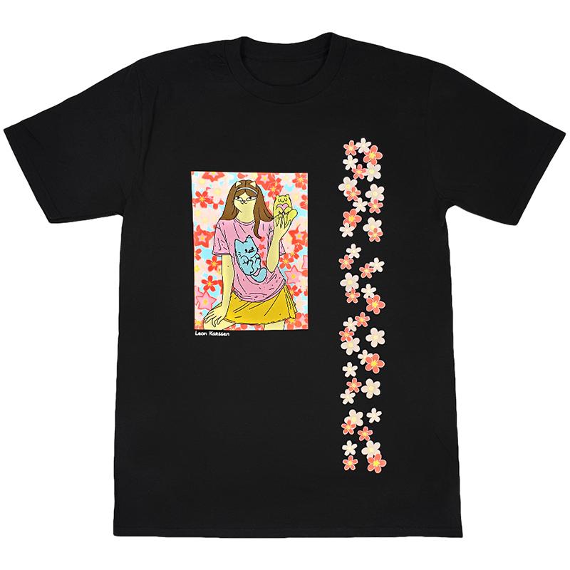 Leon Karssen Blossom T-Shirt Black