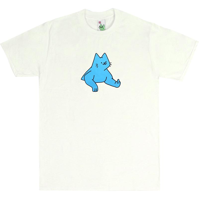 Leon Karssen Blue Cheese T-shirt Naturel
