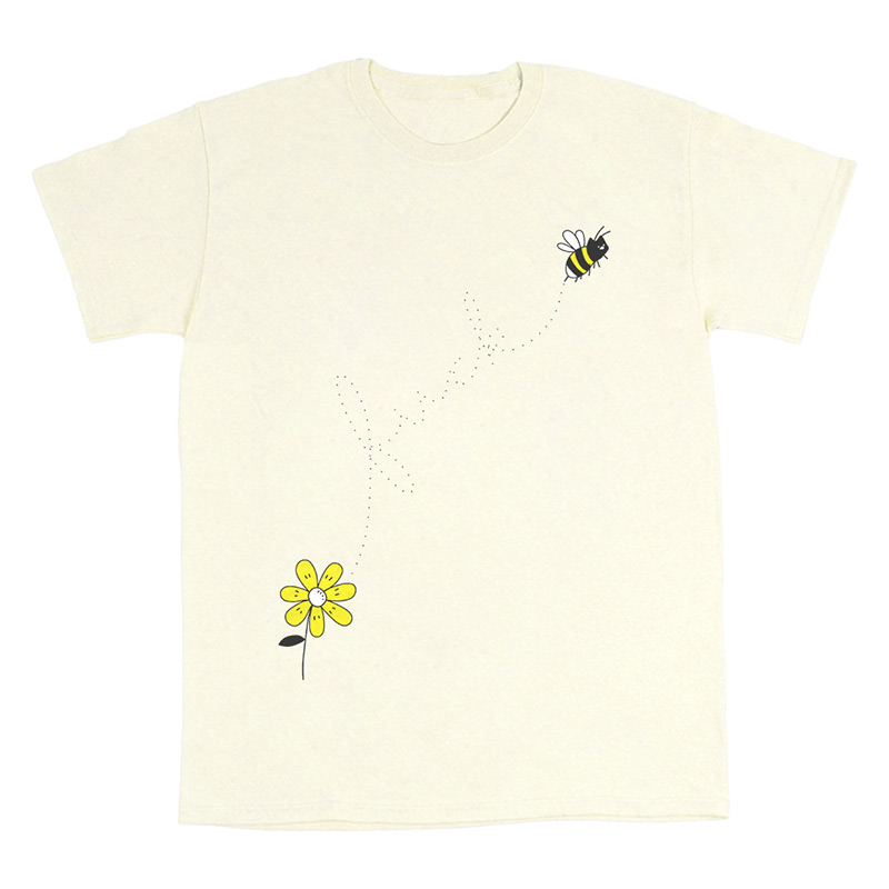 Leon Karssen Bumble T-Shirt Natural