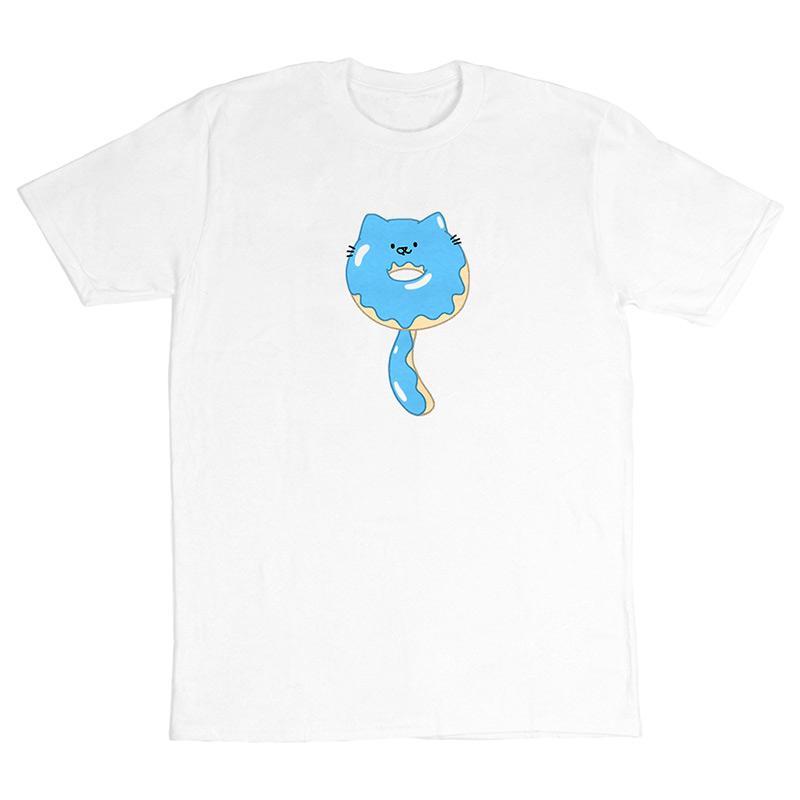 Leon Karssen Donut T-Shirt White