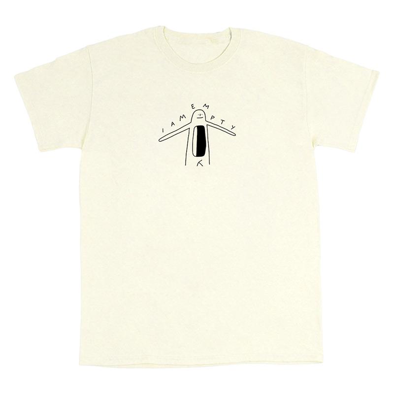 Leon Karssen Emptee T-Shirt Natural
