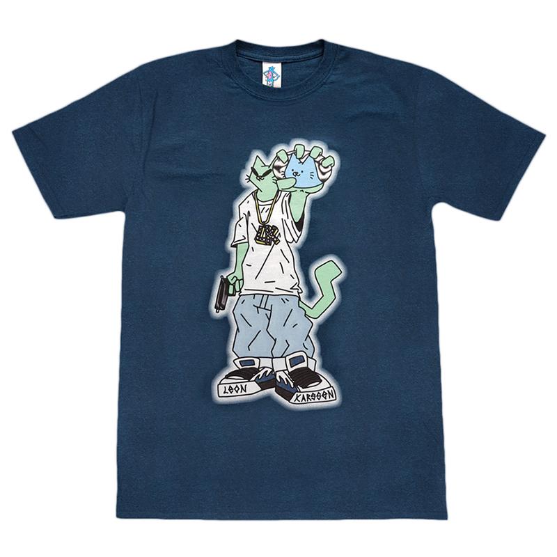 Leon Karssen G-atO T-Shirt Dark Teal