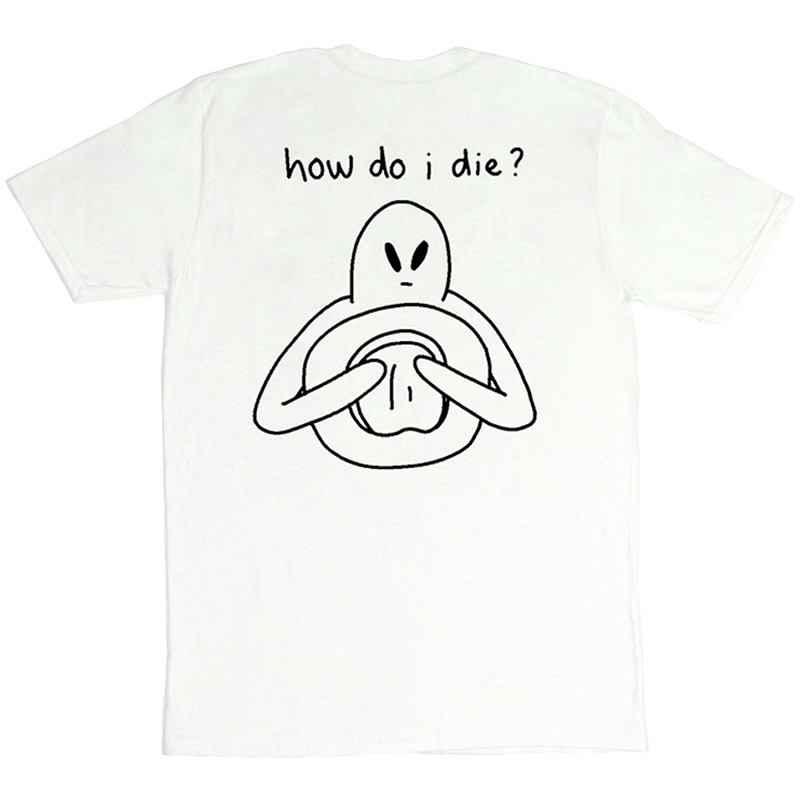 Leon Karssen Howdy Tee T-Shirt White