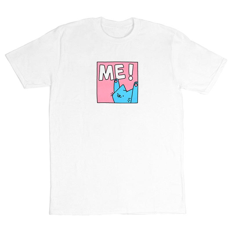 Leon Karssen Me T-Shirt White