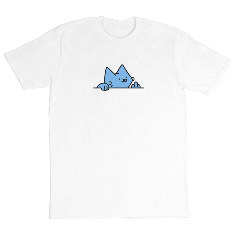 Leon Karssen Paw Off T-Shirt White