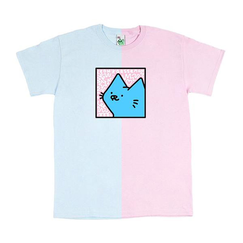 Leon Karssen PB&J T-Shirt Light Blue
