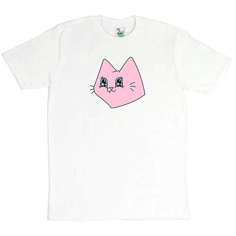 Leon Karssen Pink Boi T-shirt White