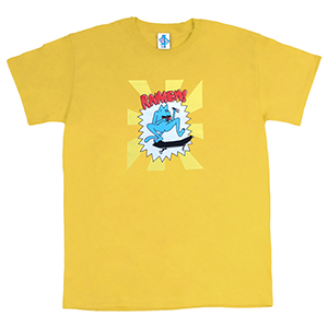 Leon Karssen Ramen T-Shirt Yellow
