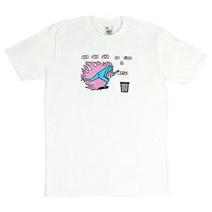 Leon Karssen SK83 T-Shirt White