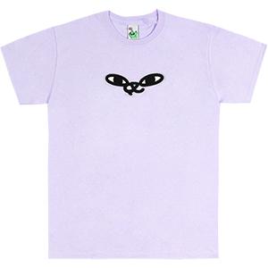 Leon Karssen Tobba Face T-shirt Pastel Purple