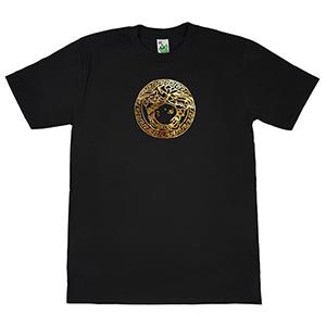 Leon Karssen Verkatje T-Shirt Black/Gold