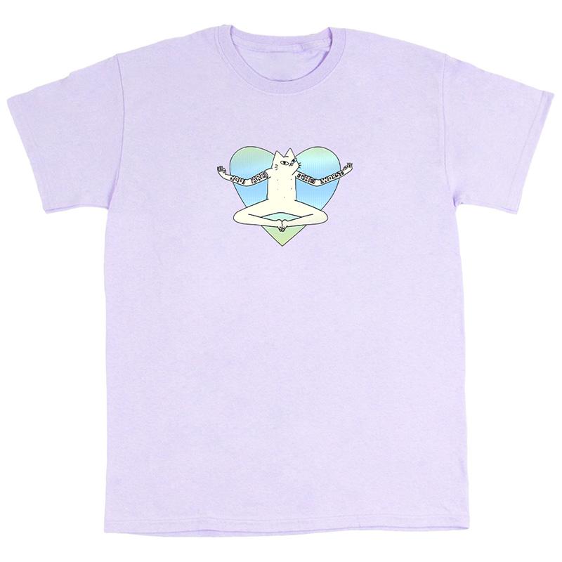 Leon Karssen Worst T-Shirt Light Purple
