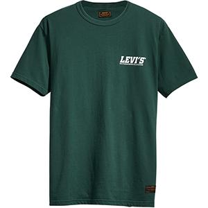 Levi´s Logo T-shirt Forest Green