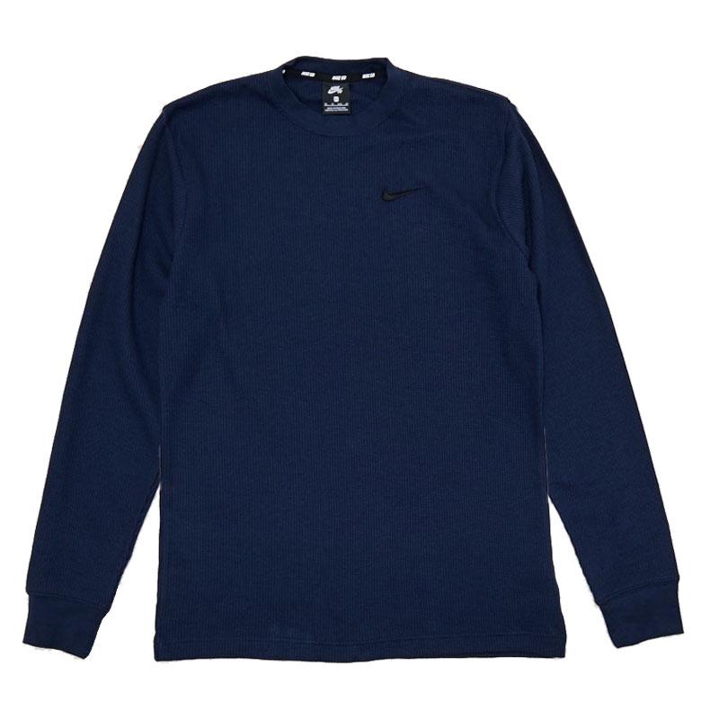 Nike SB Iso Longsleeve T-Shirt Obsidian/Black