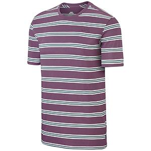 Nike SB Stripe T-shirt Pro Purple/Pro Purple