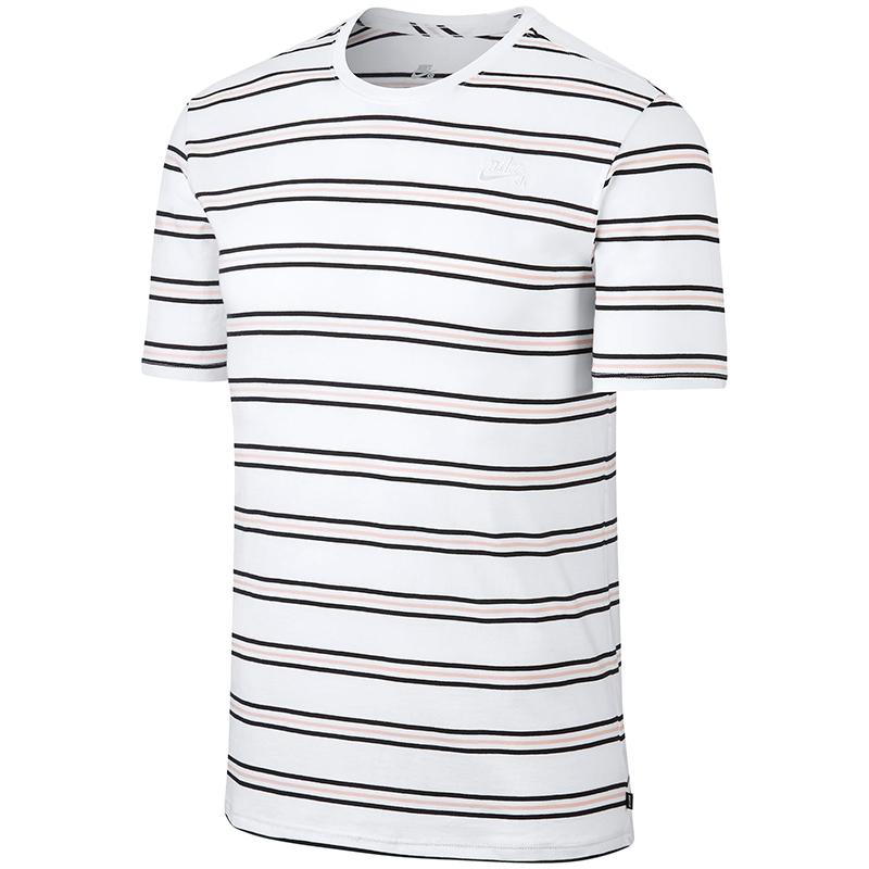 Nike SB Stripe T-shirt White/White