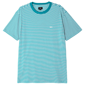 Obey Apex T-shirt Teal Multi
