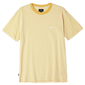 Obey Apex T-shirt Yellow Multi
