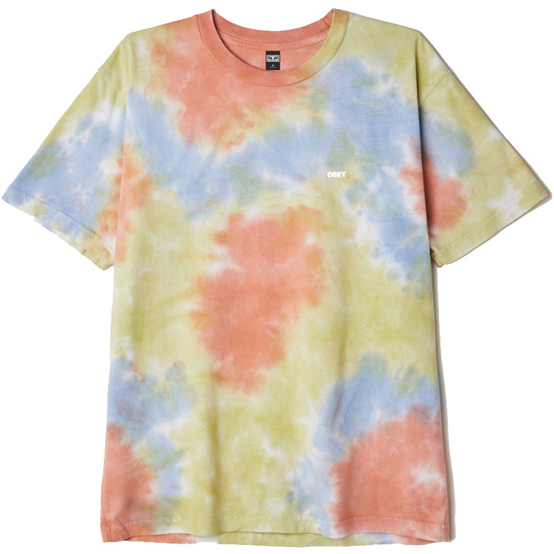 Obey Bold T-Shirt Humus Blotch