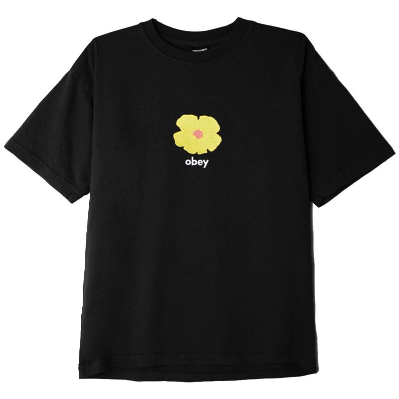 Obey Elijah T-Shirt Black