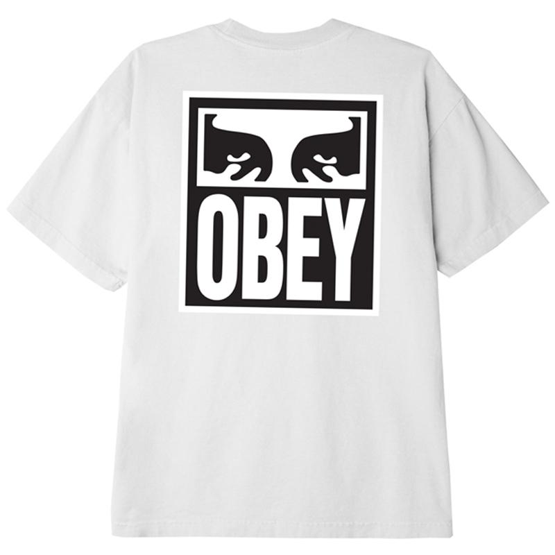 Obey Eyes Icon 2 T-Shirt White