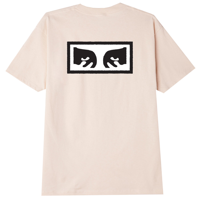 Obey Eyes Of Obey 2 T-Shirt Cream