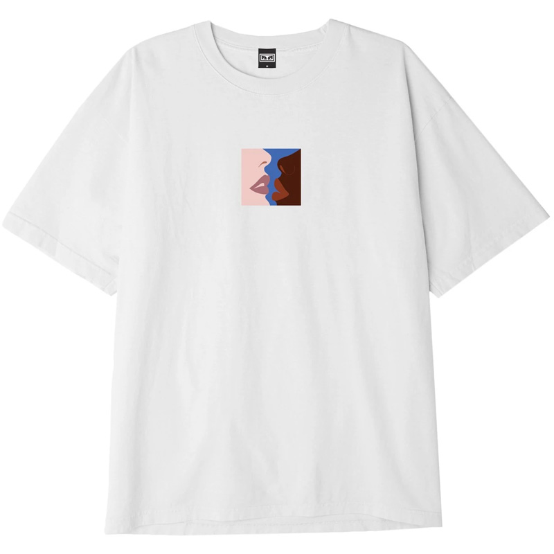 Obey Hers T-Shirt White