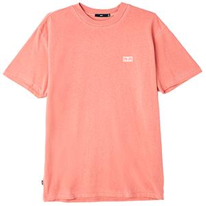 Obey Jumble Lo-Fi T-shirt Dusty Dark Rose
