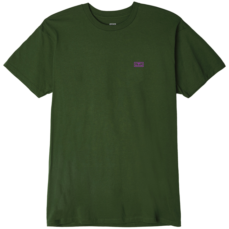 Obey No One T-shirt Forest Green