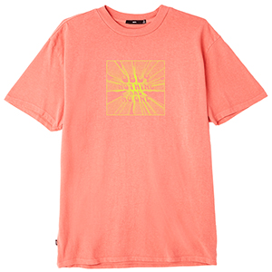 Obey Nothing T-shirt Dusty Coral