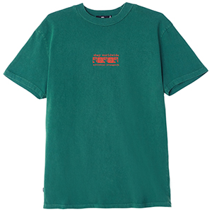Obey Subliminal Propaganda T-shirt Dusty teal