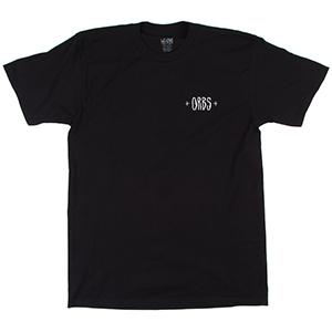 Orbs Ghost T-Shirt Black