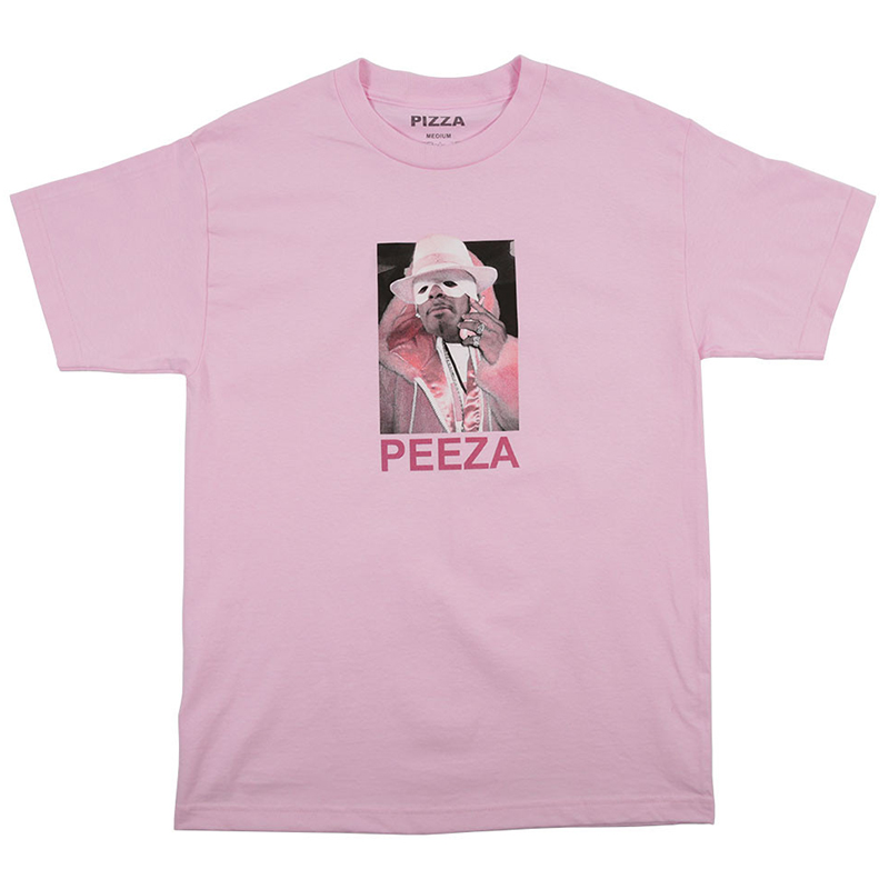 Pizza Killa Kels T-Shirt Pink