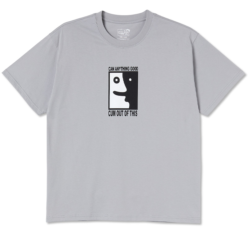 Polar Anything Good T-Shirt Silver Grey