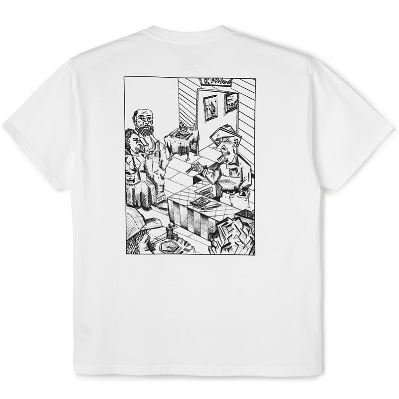 Polar Bistro T-Shirt White