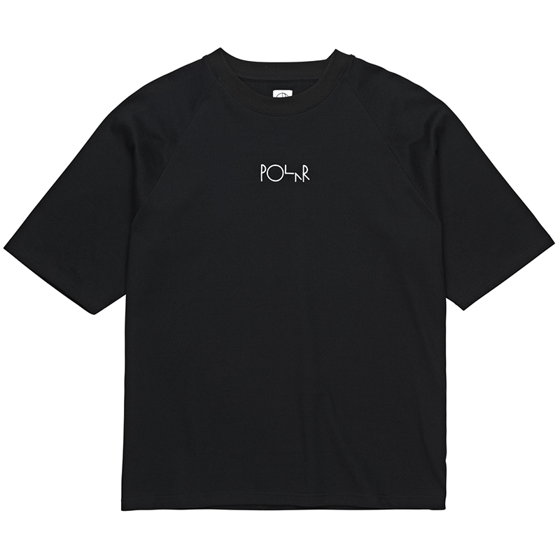 Polar Default T-Shirt Black