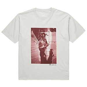 Polar Devil T-Shirt Light Grey