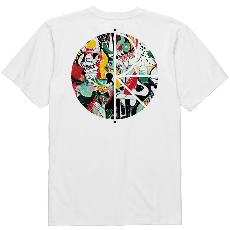 Polar Ego Loss Fill Logo T-Shirt White