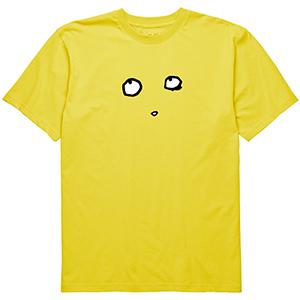 Polar Eyes T-Shirt Shock Yellow