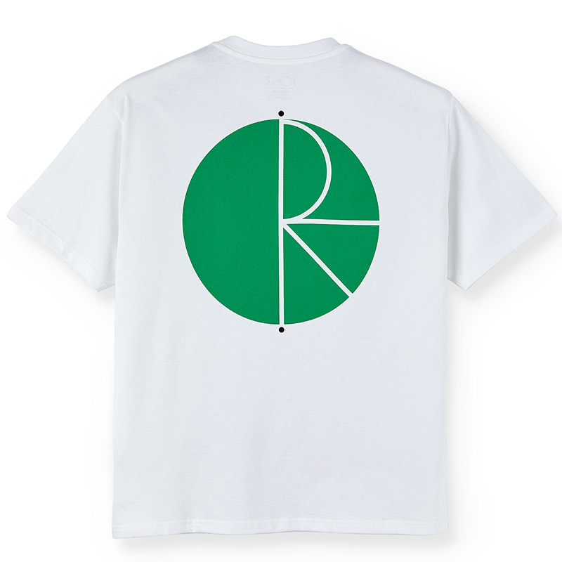 Polar Fill Logo T-Shirt White