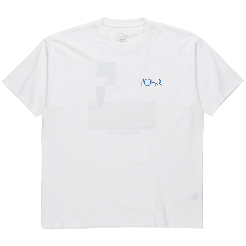 Polar Hanging A Painting T-Shirt White