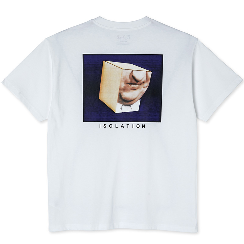 Polar Isolation T-Shirt White