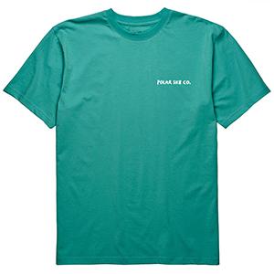 Polar It Sucks To Be A Dickhead T-Shirt Turquoise