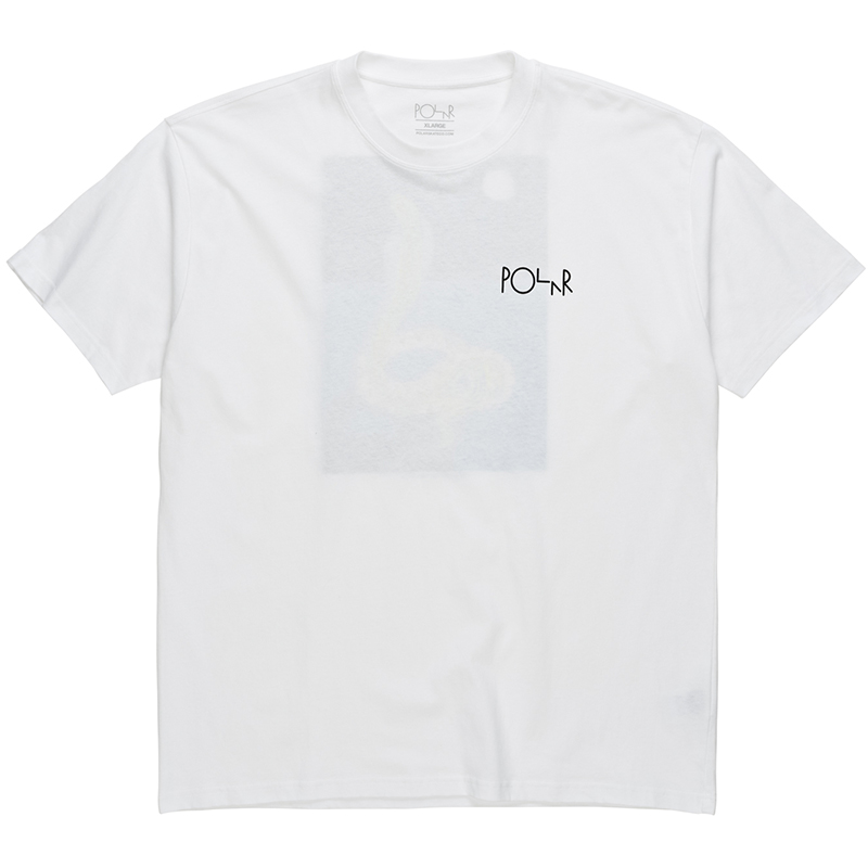 Polar Midnight Snake T-Shirt White