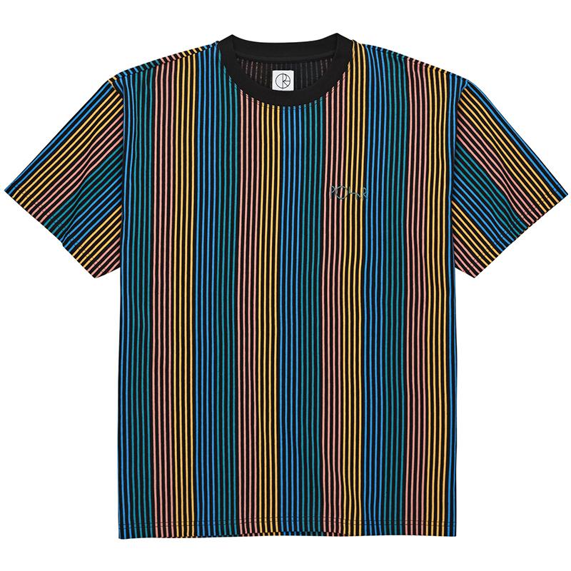 Polar Multi Colour T-Shirt Black