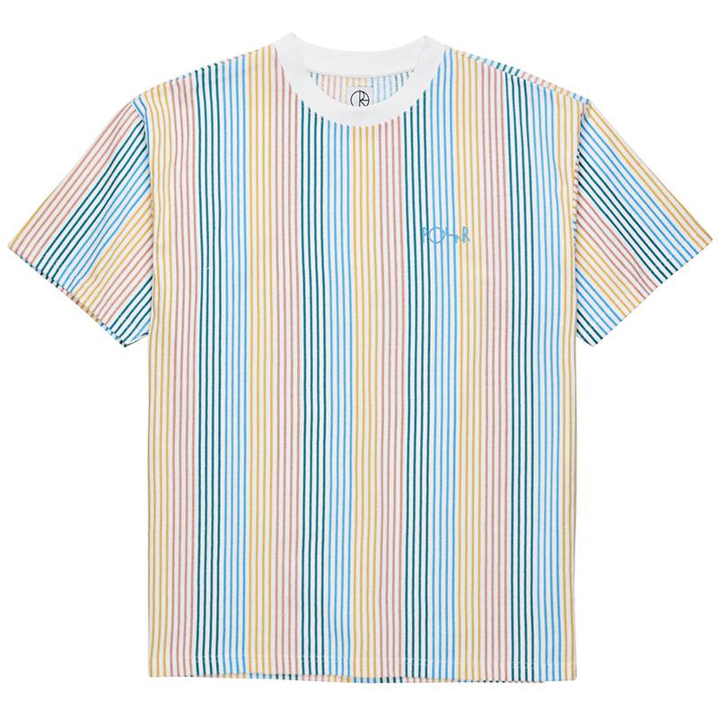 Polar Multi Colour T-Shirt White
