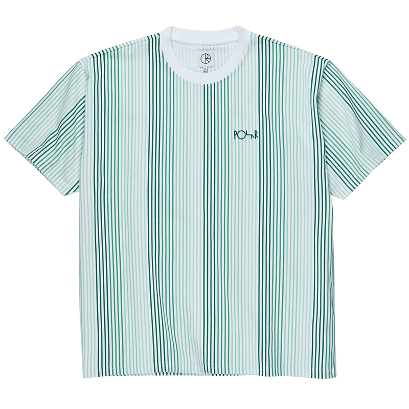 Polar Multi Colour T-Shirt White/Green