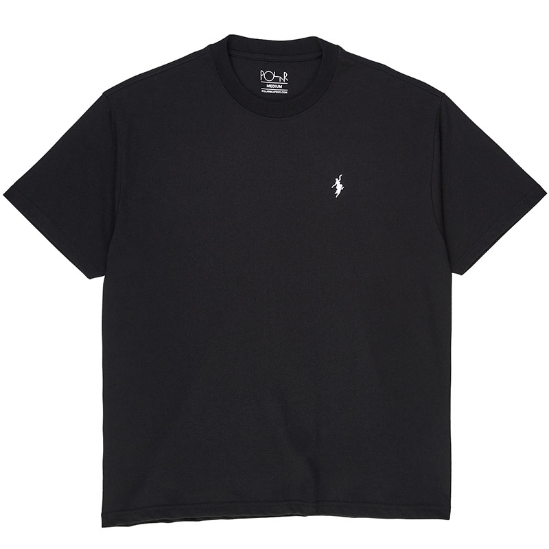 Polar No Comply T-Shirt Black
